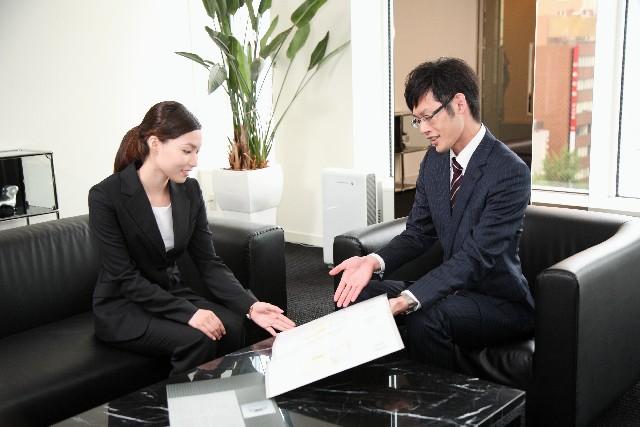 中国人ビジネスマン